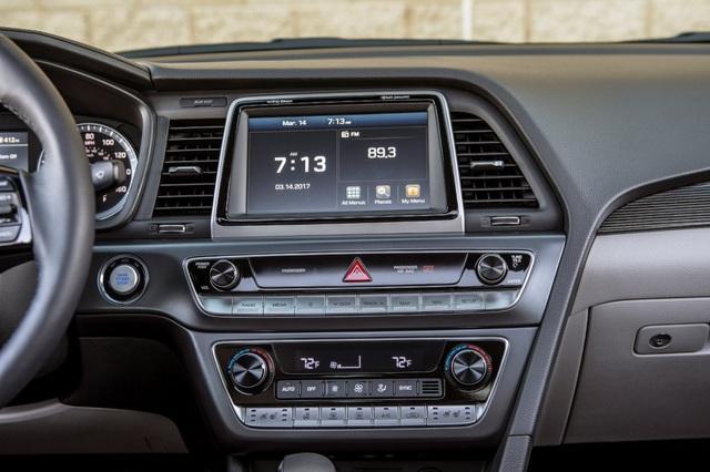 Hyundai Sonata 2018 phiên bản Mỹ ra mắt - 20