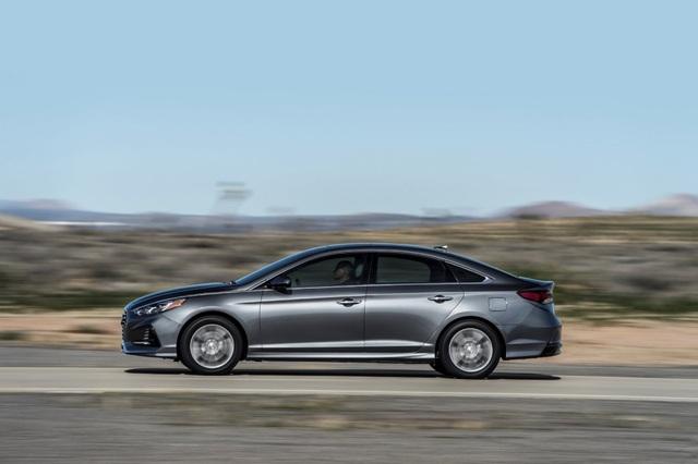 Hyundai Sonata 2018 phiên bản Mỹ ra mắt - 16