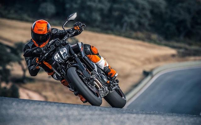 KTM ra mắt Duke 790 hoàn toàn mới - 5