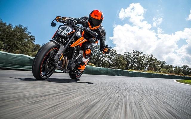 KTM ra mắt Duke 790 hoàn toàn mới - 1