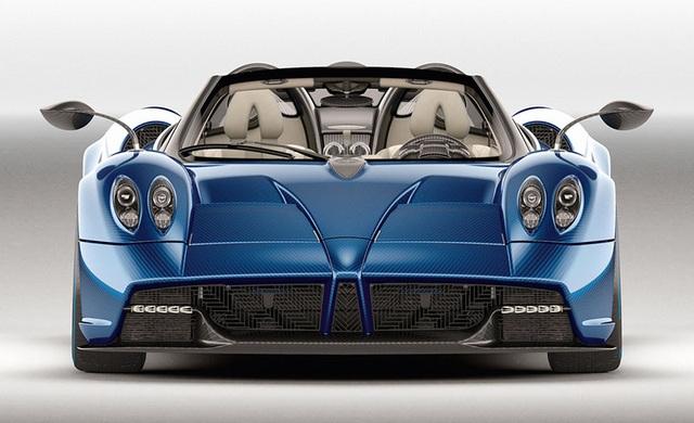 Siêu xe Pagani Huayra Roadster chưa ra mắt đã hết hàng - 4