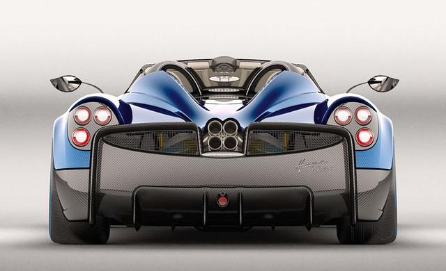 Siêu xe Pagani Huayra Roadster chưa ra mắt đã hết hàng - 15