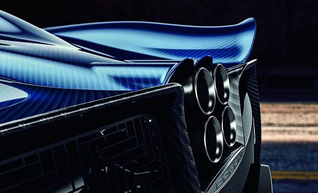 Siêu xe Pagani Huayra Roadster chưa ra mắt đã hết hàng - 13