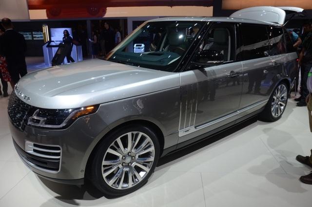 Range Rover SVAutobiography 2018 - Một lựa chọn thay thế Bentley Bentayga - 3