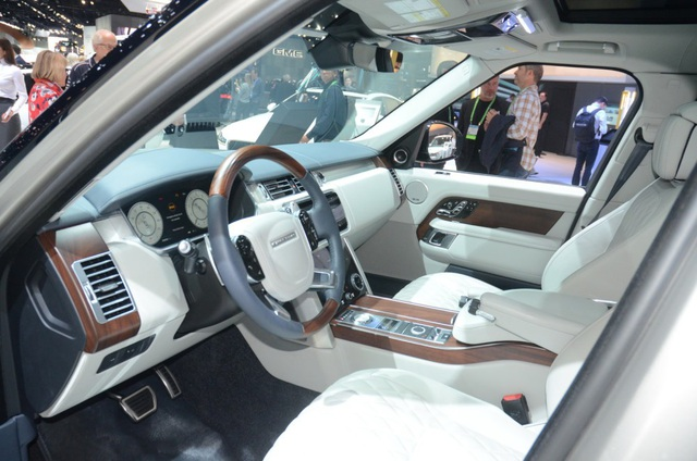 Range Rover SVAutobiography 2018 - Một lựa chọn thay thế Bentley Bentayga - 5