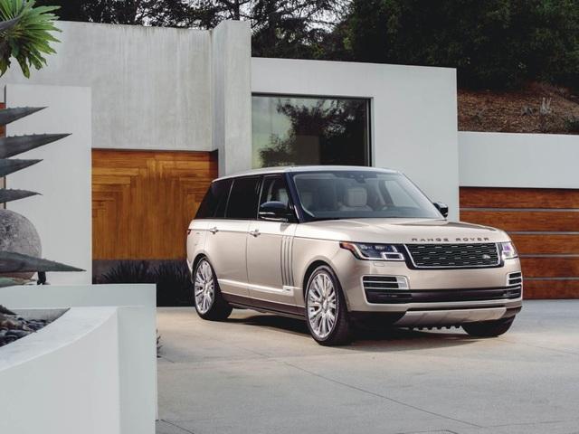 Range Rover SVAutobiography 2018 - Một lựa chọn thay thế Bentley Bentayga - 10