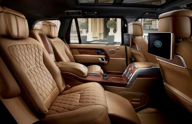 Range Rover SVAutobiography 2018 - Một lựa chọn thay thế Bentley Bentayga - 16