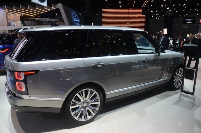 Range Rover SVAutobiography 2018 - Một lựa chọn thay thế Bentley Bentayga - 7