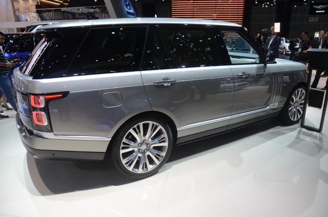 Range Rover SVAutobiography 2018 - Một lựa chọn thay thế Bentley Bentayga - 8