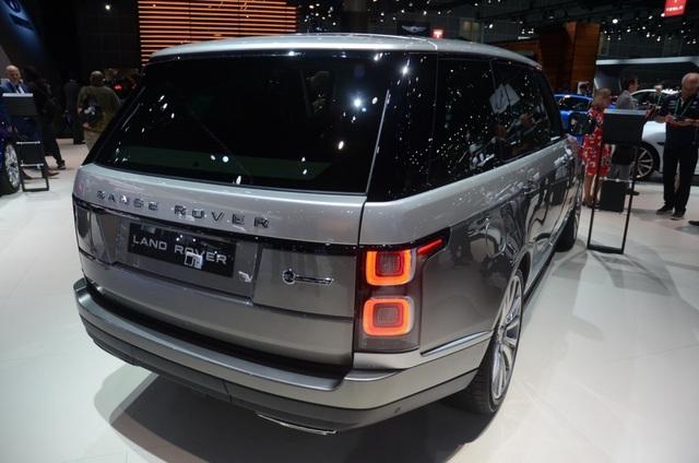 Range Rover SVAutobiography 2018 - Một lựa chọn thay thế Bentley Bentayga - 9