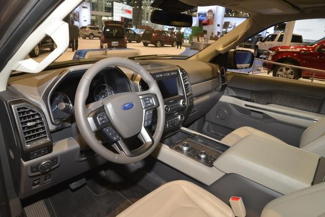 Ford Expedition thế hệ mới - Lớn hơn, nhưng nhẹ hơn - 8