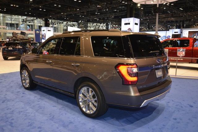 Ford Expedition thế hệ mới - Lớn hơn, nhưng nhẹ hơn - 11