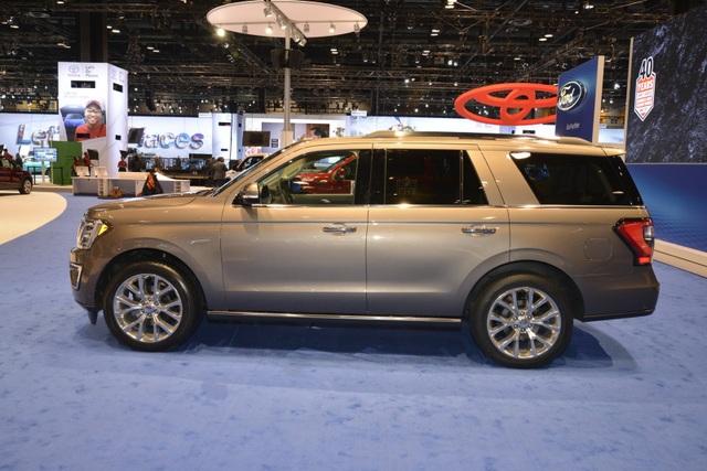 Ford Expedition thế hệ mới - Lớn hơn, nhưng nhẹ hơn - 10