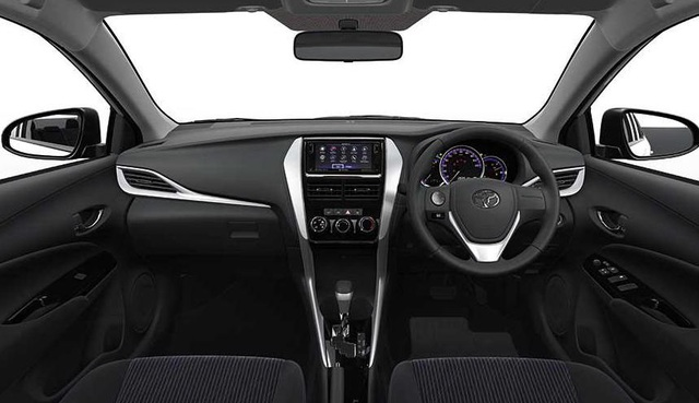 Toyota Vios 2018 có mặt tại Singapore - 9