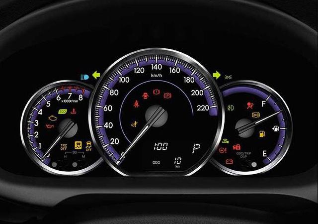 Toyota Vios 2018 có mặt tại Singapore - 8
