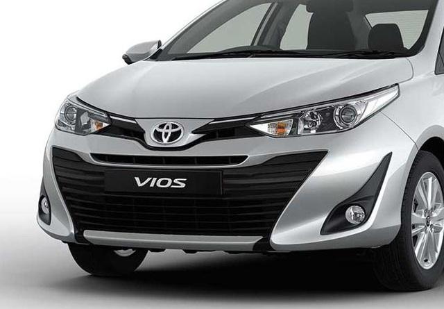 Toyota Vios 2018 có mặt tại Singapore - 4