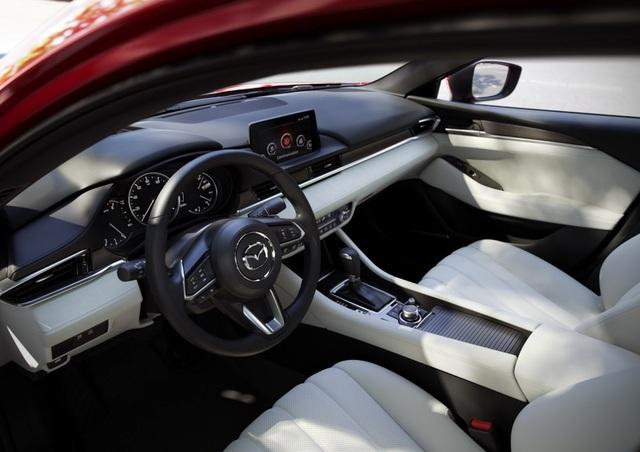 Mazda6 phiên bản nâng cấp chính thức ra mắt - Động cơ mới - 9