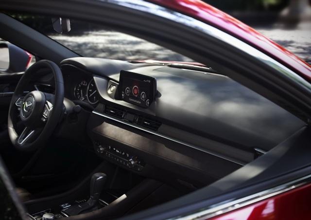 Mazda6 phiên bản nâng cấp chính thức ra mắt - Động cơ mới - 8