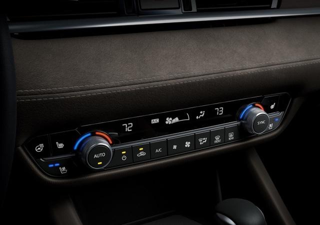 Mazda6 phiên bản nâng cấp chính thức ra mắt - Động cơ mới - 10