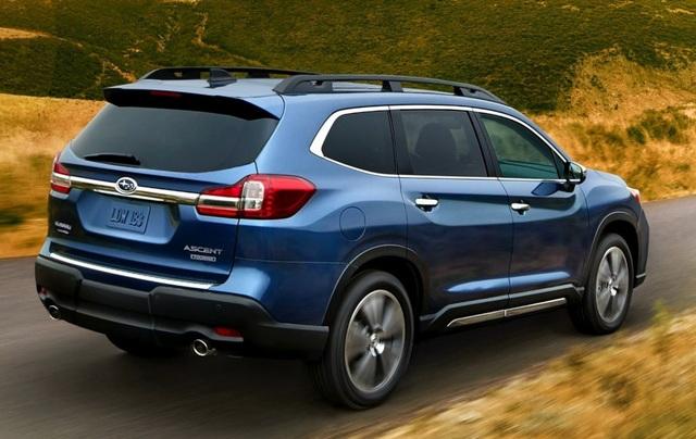 SUV lớn nhất của Subaru chính thức ra mắt - 20
