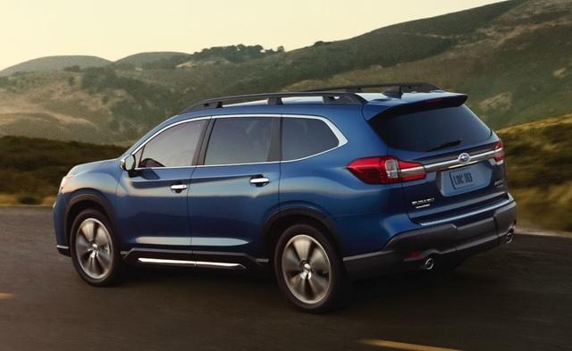 SUV lớn nhất của Subaru chính thức ra mắt - 19