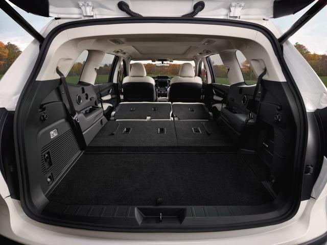 SUV lớn nhất của Subaru chính thức ra mắt - 13