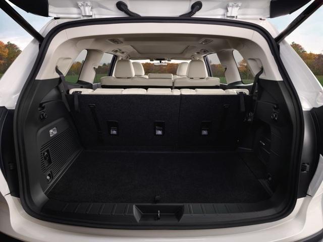 SUV lớn nhất của Subaru chính thức ra mắt - 14