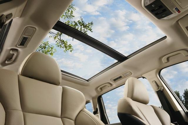SUV lớn nhất của Subaru chính thức ra mắt - 10