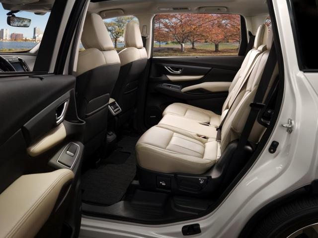 SUV lớn nhất của Subaru chính thức ra mắt - 12