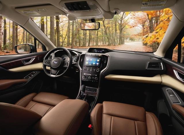 SUV lớn nhất của Subaru chính thức ra mắt - 6