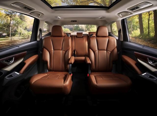 SUV lớn nhất của Subaru chính thức ra mắt - 2