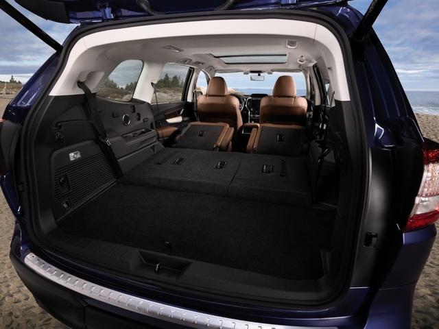 SUV lớn nhất của Subaru chính thức ra mắt - 9