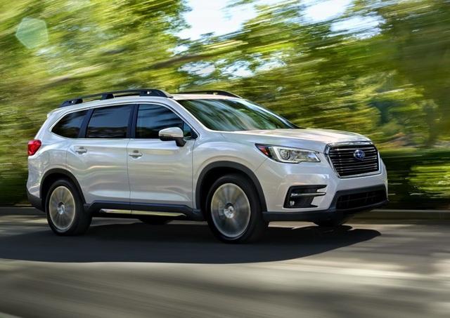 SUV lớn nhất của Subaru chính thức ra mắt - 3