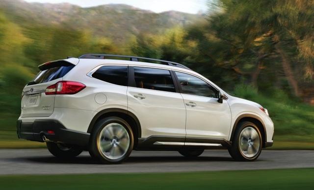 SUV lớn nhất của Subaru chính thức ra mắt - 4