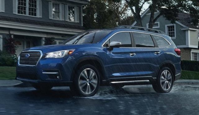 SUV lớn nhất của Subaru chính thức ra mắt - 18