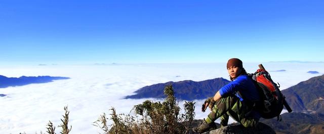Chuyến đi đã giúp Lâm trưởng thành và có cơ hội khám phá vẻ đẹp của mọi miền đất nước.