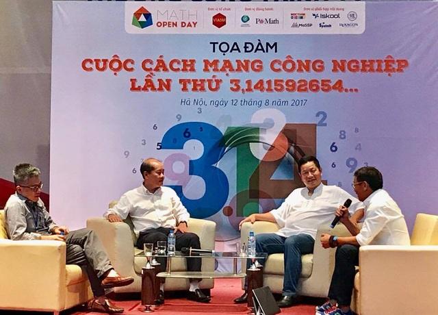 Các nhà Toán học Việt Nam phải biết cách làm ra tiền! - 1