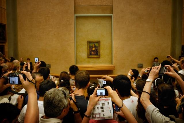 Bảo tàng Louvre thất thu 240 tỷ đồng trong năm 2016 - 2