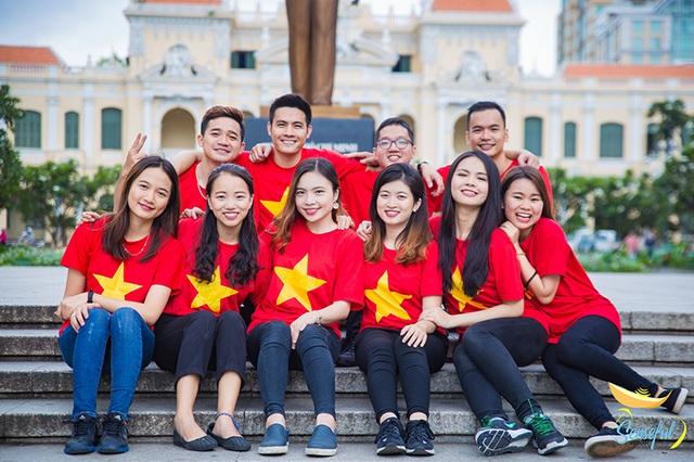 """Bộ ảnh """"Tự hào Việt Nam"""" của đại biểu Tàu Thanh niên Đông Nam Á nhân ngày Quốc khánh - 10"""