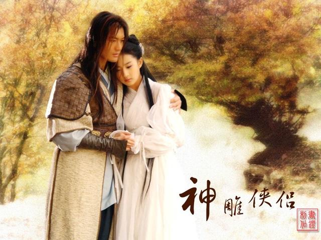 """Cảnh phim trong """"Thần điêu đại hiệp"""" (2006)"""