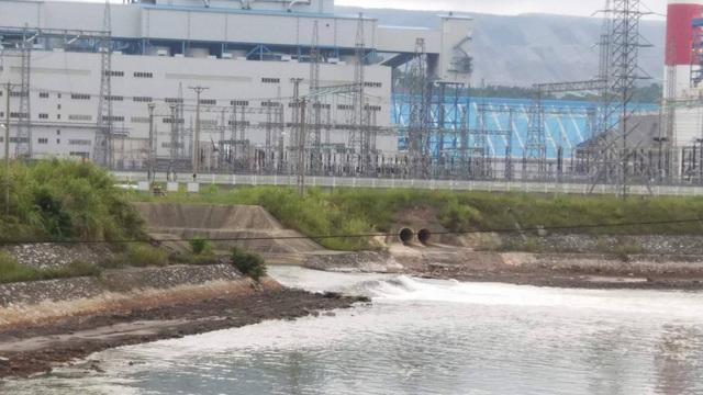 Bãi tro xỉ của Nhà máy Nhiệt điện Mông Dương 1 cũng sẽ hết tải vào giữa năm 2018
