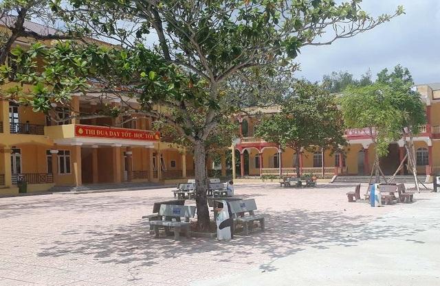 Trường Tiểu học Quảng Hưng, thành phố Thanh Hóa.