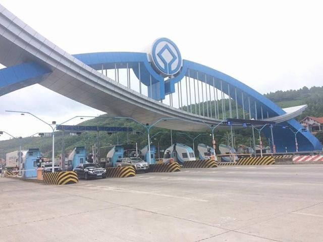 Miễn giảm phí cho nhiều loại phương tiện khi qua Trạm thu phí Đại Yên.
