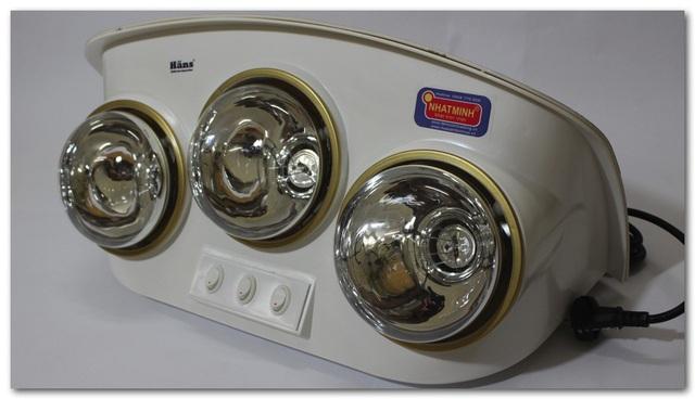 Mua đèn sưởi nhà tắm loại nào khi trời chuyển rét đậm? - 2