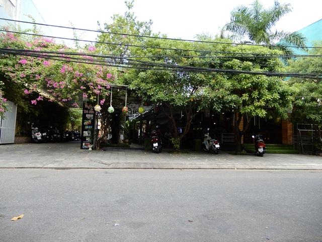 Nhà 22 Cô Giang nay là một quán cà phê