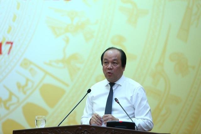 Bộ trưởng Mai Tiến Dũng trả lời câu hỏi nhiều tâm tư về công tác quản lý, đánh giá cán bộ.