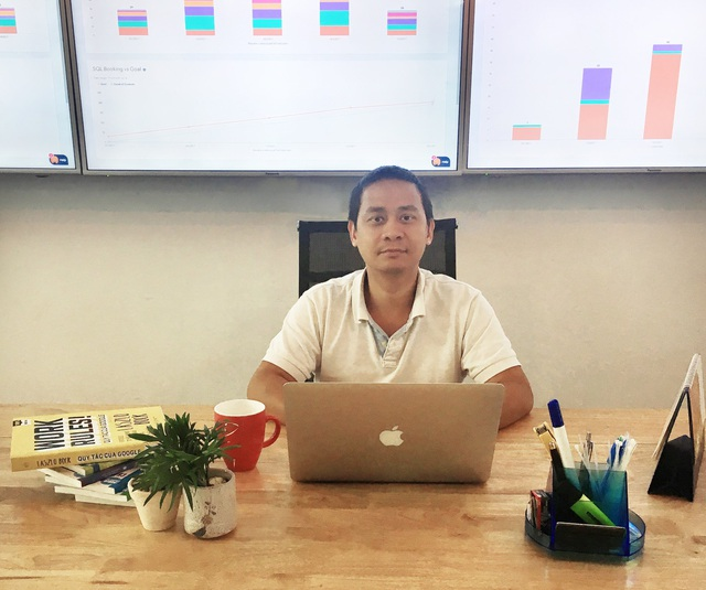 Nguyễn Anh Hoa, CEO của EZ Solution