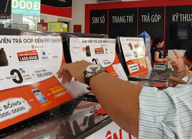 Doanh số giảm nhưng mức chi trung bình của người Việt đang tăng lên