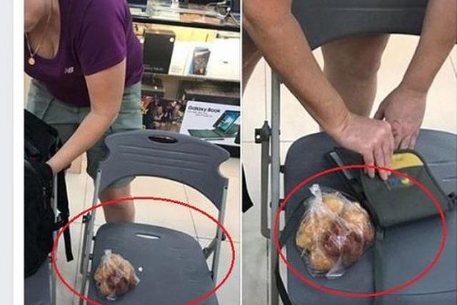 Câu chuyện về vị khách Tây mua túi bánh rán hết 700.000 đồng ở phố cổ Hà Nội khiến dư luận bức xúc. Ảnh: FB