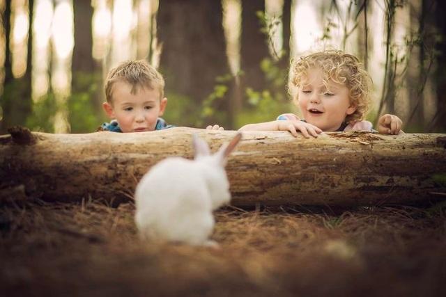 Bộ ảnh tuyệt đẹp về tuổi thơ trên nông trại - 12